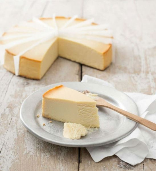 Immagine di New York cheesecake pretagliata - 2,13 Kg